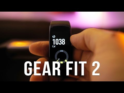 Samsung Gear Fit 2 Review: Samsung's Best Wearable!