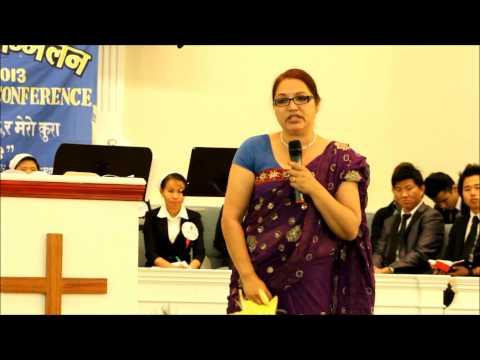 Mother Pastor Trisha on Mother Revival Conference 2013 Georgia Atlanta