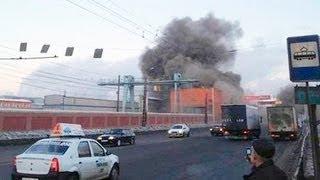 CAIDA Y EXPLOSION de Meteoritos Rusia IMPACTANTE 15-02-13