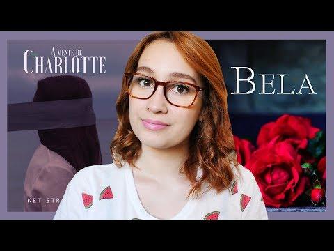 A Mente de Charlotte e Bela (Ket Strapazzon) | Resenhando Sonhos