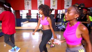Mahalia  Simmer Ft Burna Boy (official) Dance Class Video.