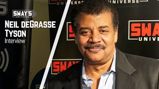 Neil deGrasse Tyson Speaks on All Ethnicities Originating In Africa and The Truth About Aliens