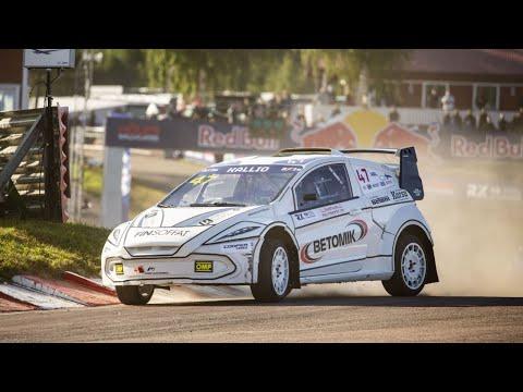 世界ラリークロス 第2戦スウェーデン(ホーリエス)2021年 RX2eクラスのハイライト動画