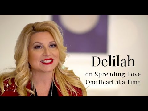 Delilah: Share the Joy of Spreading Love, One Heart at a Time