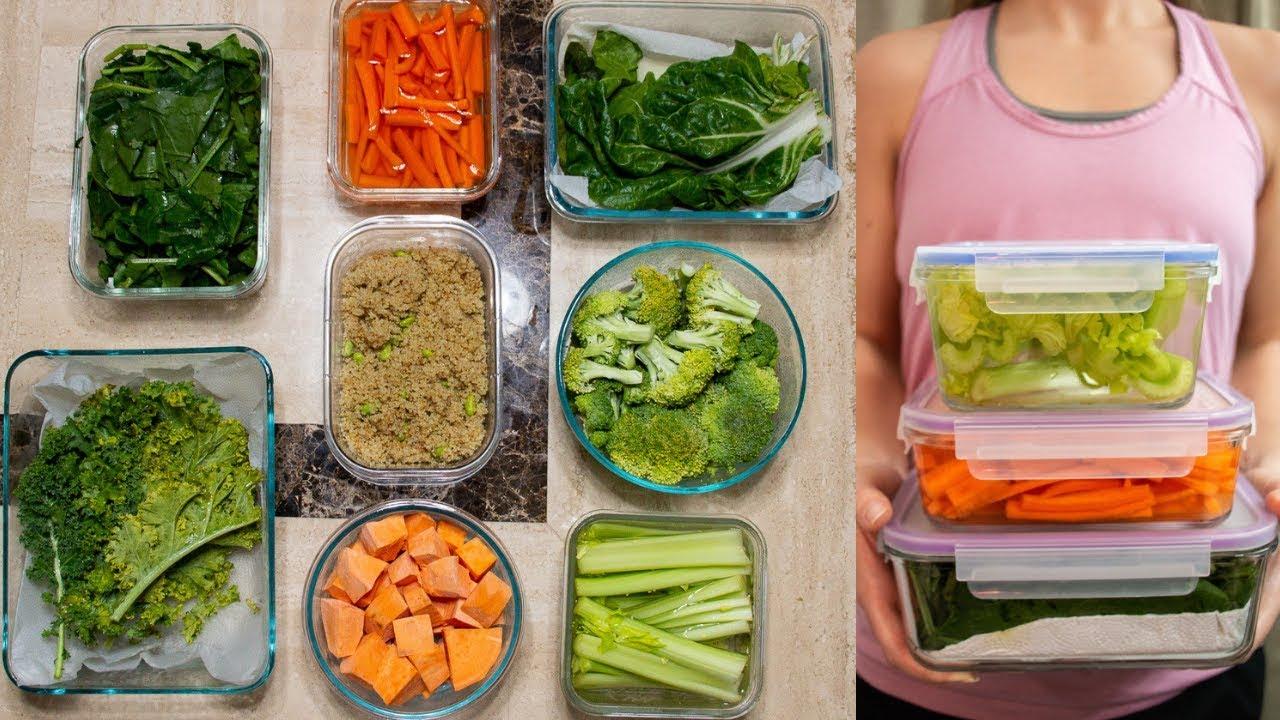 Tips para ahorrar tiempo en la cocina | Meal prep para la semana