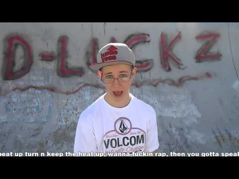 D-LUCKZ (Don't FU[N]K up our beat) Contest Entry 2013