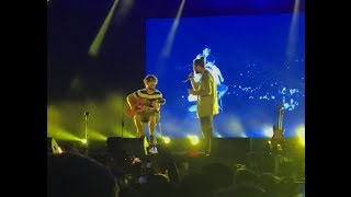 Post Malone - Stay | Live in Rome 2018 (With a Fan!!!)