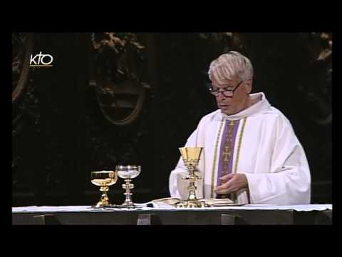 Messe du 8 août 2014