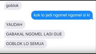 RELATIONSHIP (tidak) GOALS // RELATIONSHIP CHAT