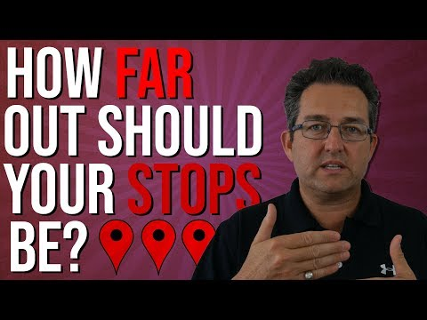 How Far Should Your ATM Stops Be?