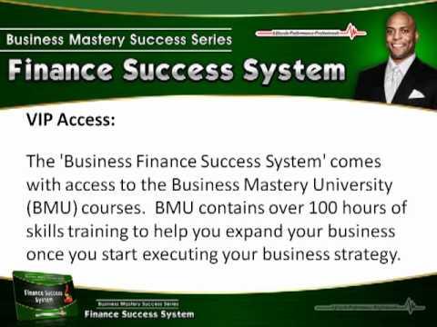 Victor Holman – Finance Success System