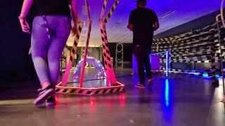 Microsquad040 makers fair drone race