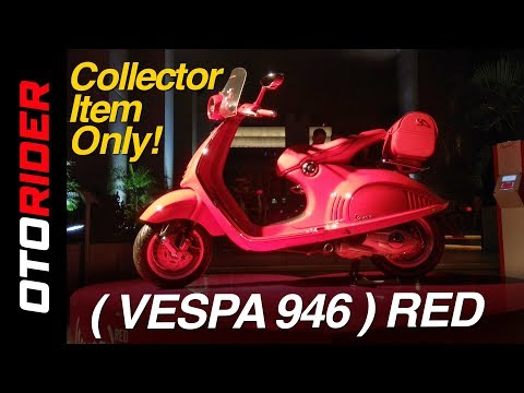 Vespa 946 RED Indonesia | OtoRider