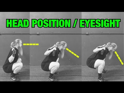 Squat Better By Learning Where To Look And When