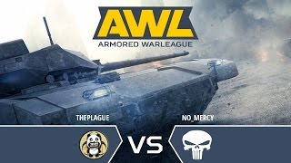 Armored WarLeague: ThePlague vs NoMercy