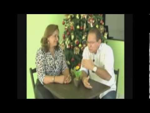 Anísio entrevista Dedite Uchôa. Miss RO Objetiva - Gente de Opinião