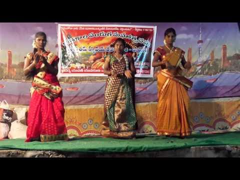 Telugu Christian Welcome Song 2015 - Bhatupally - смотреть