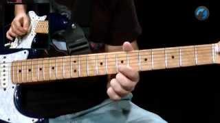 Titãs - Igreja (como tocar - aula de guitarra)