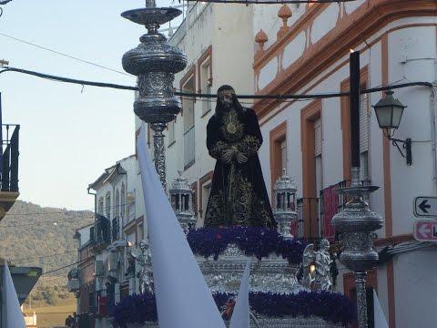 Cofradia de Los Jesuistas por Plaza de la Constitucion-Arriate 2016