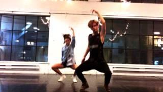 Nicki Minaj - Anaconda Choreography by Oleg Kasynets
