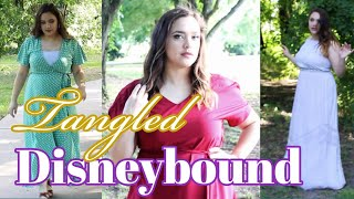 Disney Fashion Week | Day 6 | Tangled | Spring/Summer