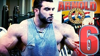 Lorenzo Becker - Road to Arnold Classic / Ep6