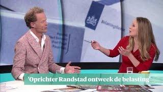 'Rijkste man van Nederland ontweek belasting' - Z TODAY