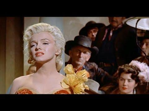 "Marilyn Monroe In ""River Of No Return"" - Song ""River Of No Return"""