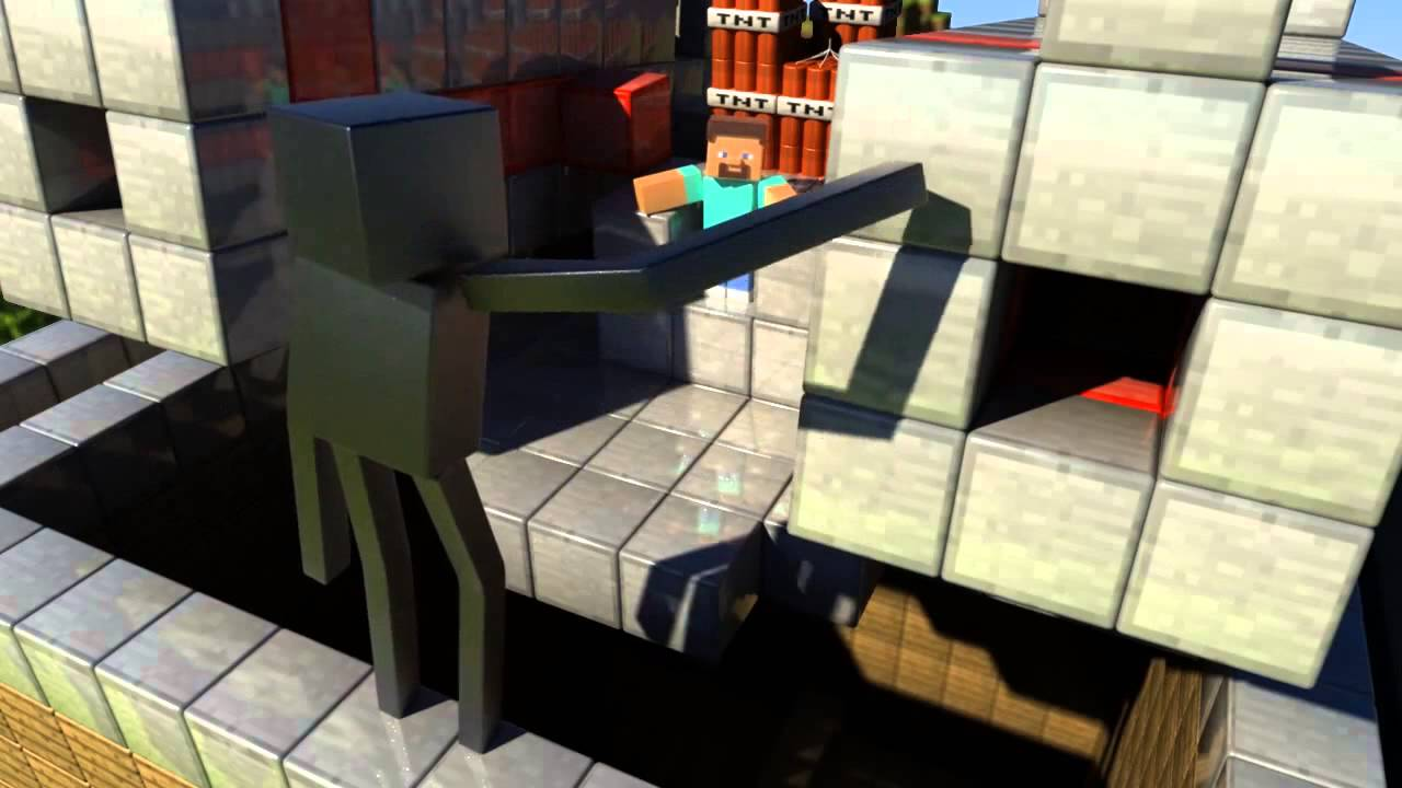 Minecraft + Goats Screaming Like Humans