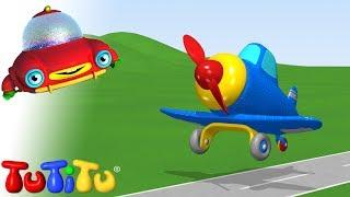 TuTiTu Leksaker | Flygplan