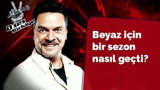 Beyaz için bir sezon nasıl geçti?   33.Bölüm   O Ses Türkiye 2018