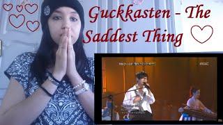 Guckkasten - The Saddest Thing ( I Am A Singer 2 ) _ REACTION