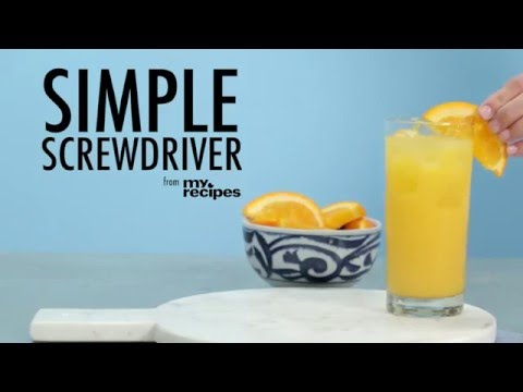How to Make a Simple Screwdriver