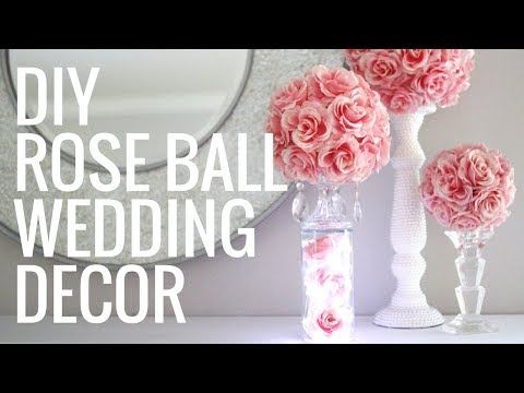 DIY FLORAL BALL- EASY & GORGEOUS CENTERPIECES! Mp3