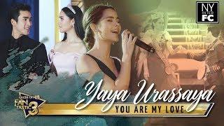 [KARA+THAI+ ENGSUB] Yaya Urassaya - You Are My Love in VicBig3 2018 #NYinterFC