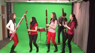 Bassoon Christmas Style