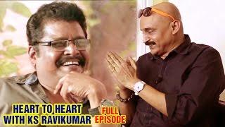 Heart to Heart with KS Ravikumar | Full Episode | Bosskey TV