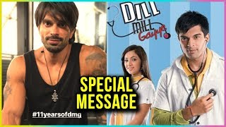 Karan Singh Grover's SPECIAL MESSAGE For Dill Mill Gaye