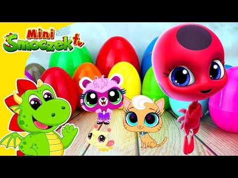 3927 Mb Download Littlest Pet Shop Jajka Niespodzianki Tikki Z