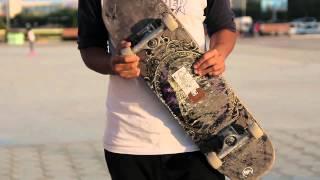 Смотреть онлайн Учимся кататься на скейте, история скейтбординга
