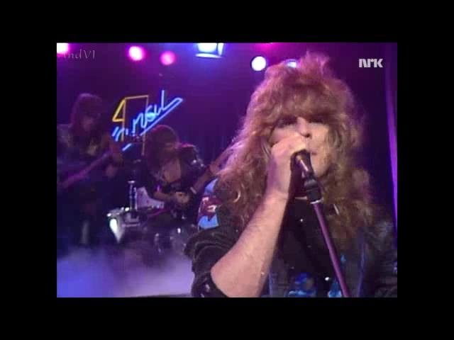 TNT – Seven Seas , «Live» at NRK TV (1985)
