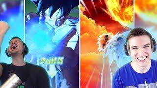 DOKKAN x LEGENDS DUAL SUMMONS ft. Nanogenix & Rhymestyle! Dragon Ball Z Dokkan Battle / DB Legends