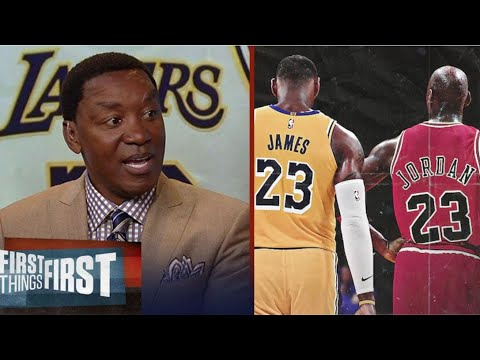 'LeBron is the GOAT': Isiah Thomas choses Lakers star over Michael Jordan in controversial statement