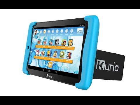 Review Kurio Tab2 motion 7 Zoll Tablet-PC für Kinder