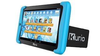 Review Kurio Tab2 motion 7 Zoll Tablet-PC für Kinder