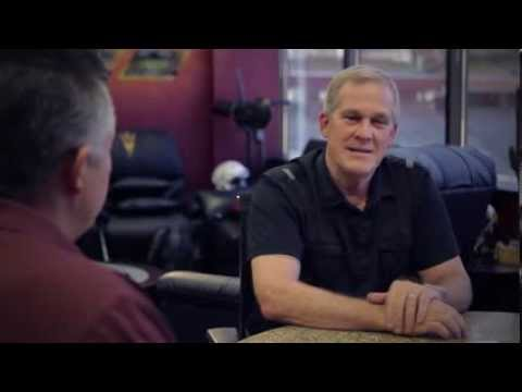 Interview with Coach Todd Graham at CCV