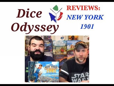 Review by the Dice Odyssey!