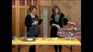 Homemade Valentines Day Project On KATV!
