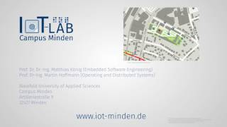 IoT-Lab Introduction