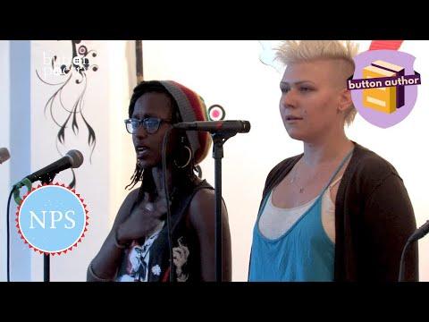 "Button Poetry: Desireé Dallagiacomo & FreeQuency – ""American Rape Culture"""